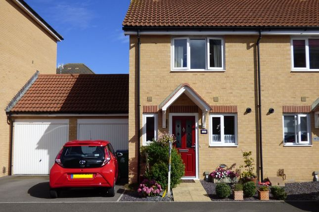 2 bed end terrace house for sale in Cheal Way, Wick, Littlehampton