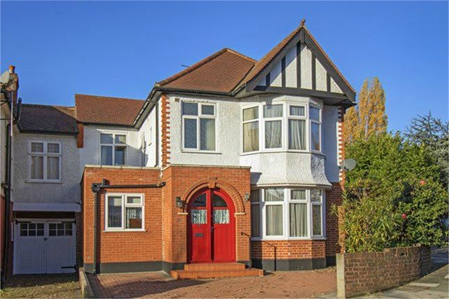 Thumbnail Semi-detached house for sale in Park View Road, London
