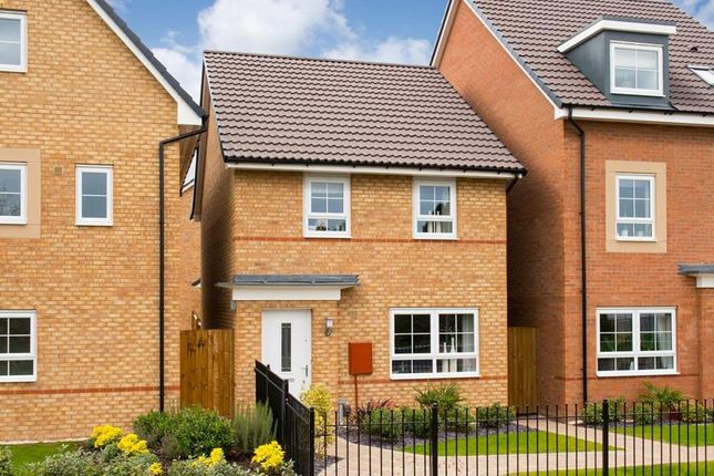 "Thumbnail Detached house for sale in ""Maidstone"" at Newton Abbot Way, Bourne"