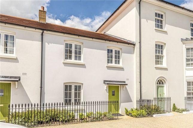 Thumbnail Terraced house for sale in Dugdale Road, Poundbury, Dorchester, Dorset