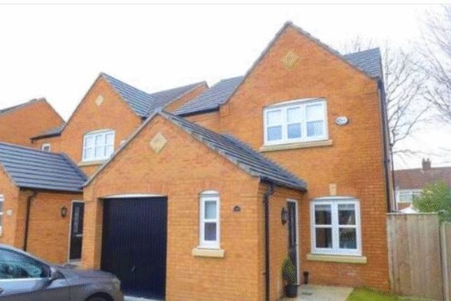Thumbnail Detached house for sale in Elmswood Avenue, Hunts Cross, Liverpool