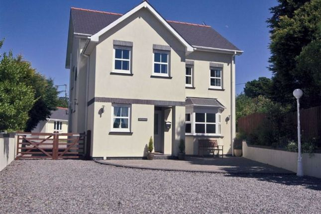 Thumbnail Detached house for sale in Plwmp, Llandysul, Carmarthenshire