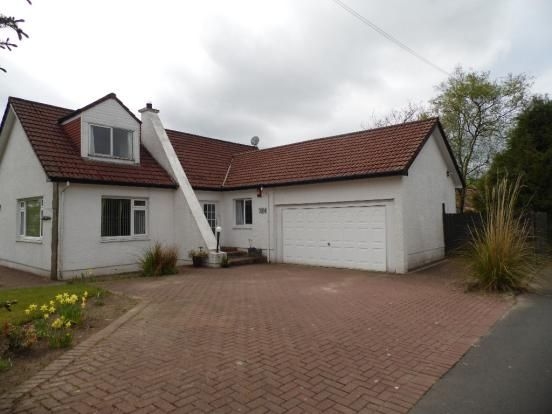 Thumbnail Detached house to rent in Arthurlie Drive, Uplawmoor, East Renfrewshire