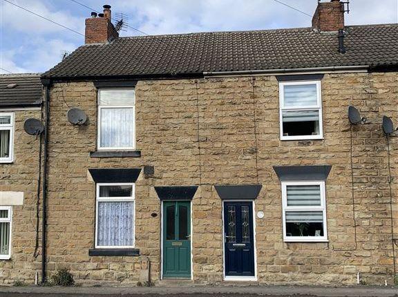 Terraced house for sale in Sheffield Road, Killamarsh, Sheffield