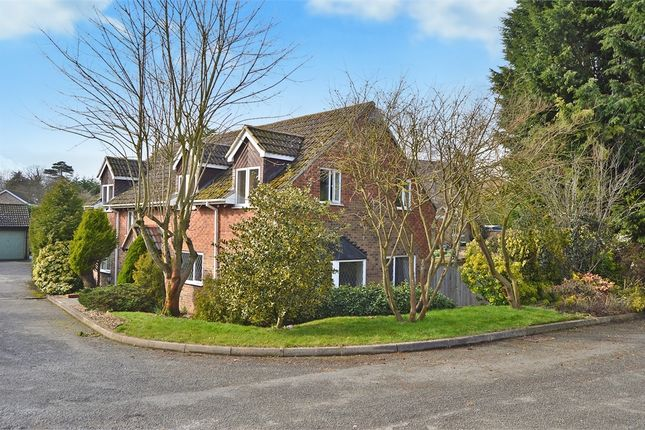 Thumbnail Detached house for sale in Brookside, Stanwick, Northampton