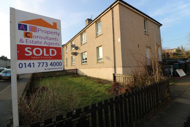 Thumbnail Flat for sale in Bothlyn Road, Chryston