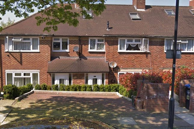 Thumbnail Terraced house for sale in Beverley Gardens, Wembley