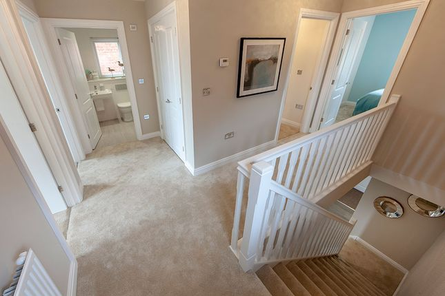 4 bedroom detached house for sale in Oakfield Grange, Cwmbran