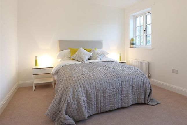 Bedroom CGI of Church View, Tenterden, Kent TN30