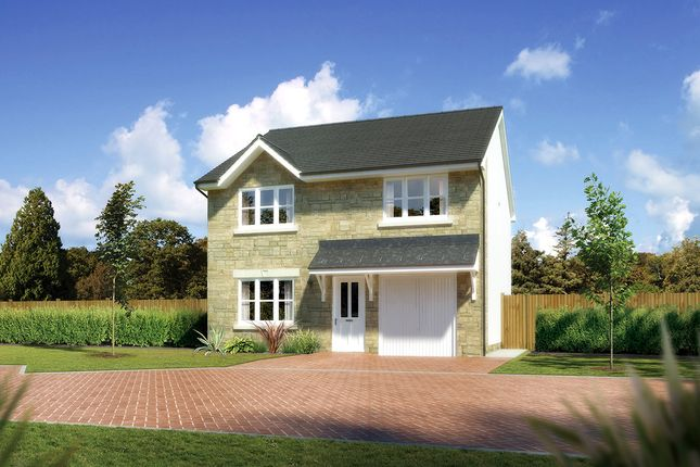 "Thumbnail Detached house for sale in ""Denewood"" at West Road, Haddington"