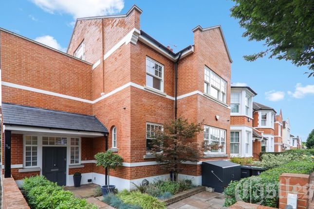 Thumbnail End terrace house for sale in Birchington Road, London