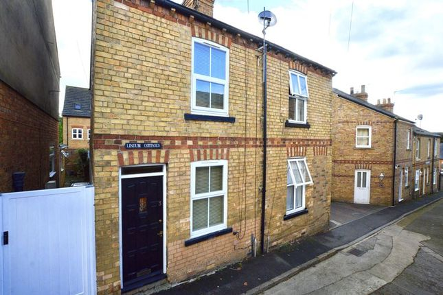 Thumbnail Semi-detached house for sale in Radcliffe Road, Stamford