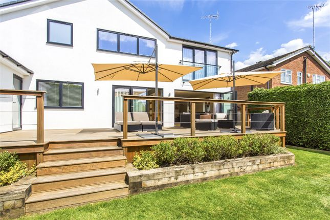 Thumbnail Detached house for sale in Highfield Road, Bushey, Hertfordshire