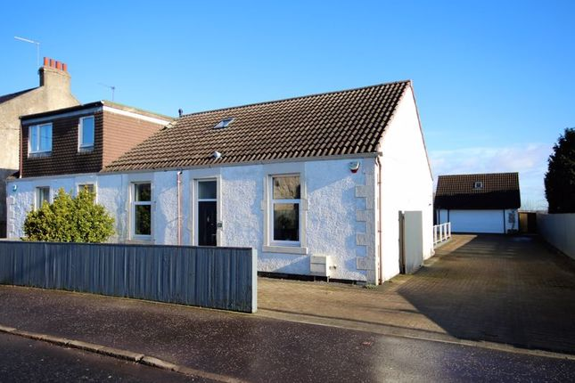 Thumbnail Semi-detached house for sale in Pumpherston Road, Uphall Station, Livingston