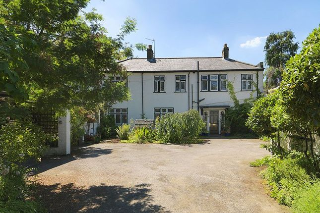 Thumbnail Detached house for sale in Uxbridge Road, Kingston Upon Thames