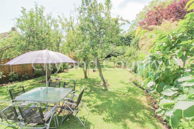 Thumbnail Detached bungalow for sale in Thorpe Lea Road, Peterborough