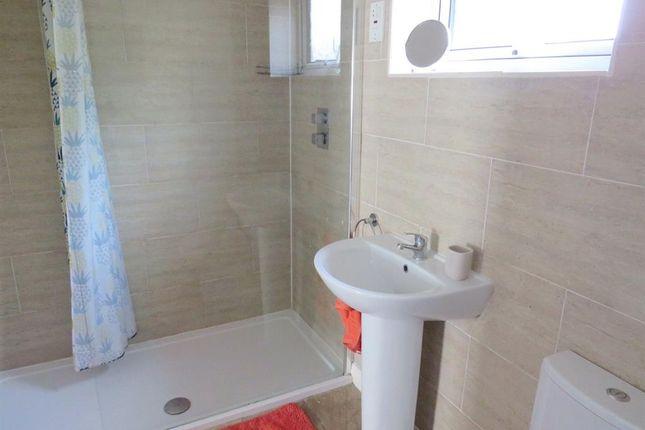 Shower Room of Dent View, Egremont, Cumbria CA22
