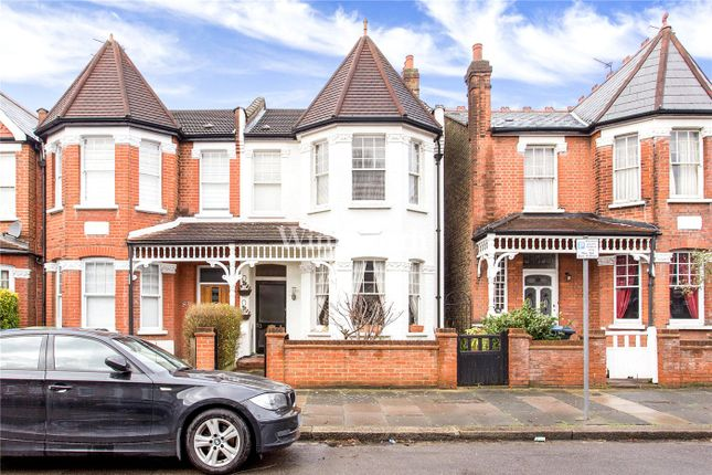 Thumbnail End terrace house for sale in Devonshire Road, Palmers Green