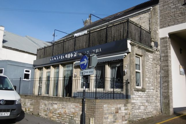 Thumbnail Restaurant/cafe for sale in High Street, Midsomer Norton