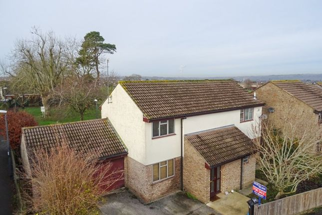 Thumbnail Detached house for sale in Lytes Cary Road, Keynsham, Bristol