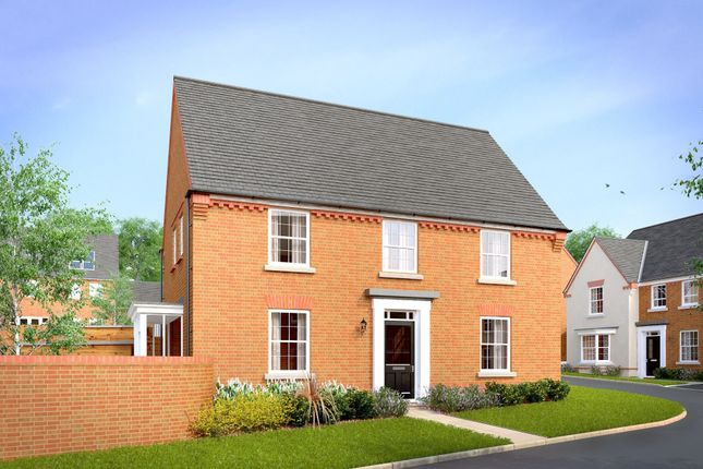 """Thumbnail Detached house for sale in """"Cornell"""" at The Mount, Frome"""
