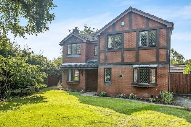 Thumbnail Detached house for sale in Cam Wood Fold, Clayton-Le-Woods, Chorley