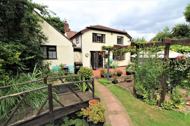 Thumbnail Cottage for sale in Orchard Gardens, Ipswich Road, Colchester