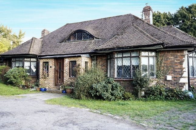 Thumbnail Detached bungalow for sale in Ref: Dk - Deane Lane, Merstham, Redhill