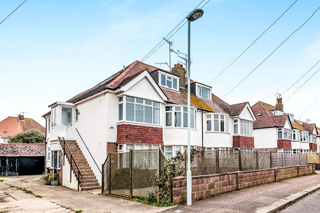 Thumbnail Maisonette for sale in Aglaia Road, Worthing