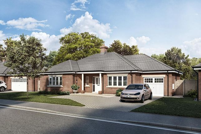 Thumbnail Detached bungalow for sale in Plot 1A, The Kendall, Beacon Gardens, Grantham