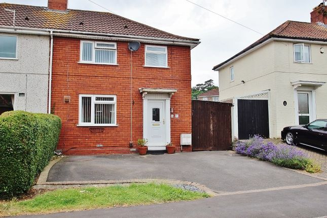 Thumbnail Semi-detached house for sale in High Grove, Sea Mills, Bristol