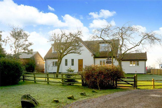 Thumbnail Detached house for sale in Burtons Lane, Chalfont St. Giles, Buckinghamshire