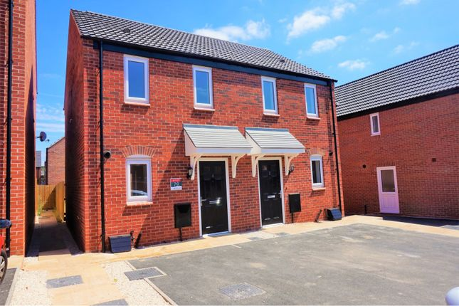 Thumbnail Semi-detached house for sale in 4 Crawley Way, Chellaston