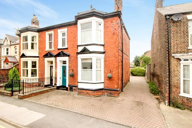 Thumbnail Semi-detached house for sale in Beverley Road, Driffield