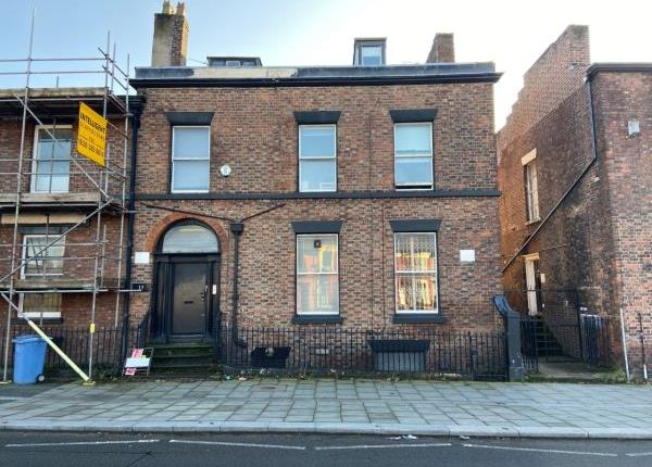 Thumbnail Town house for sale in 13 North View, Edge Hill, Liverpool