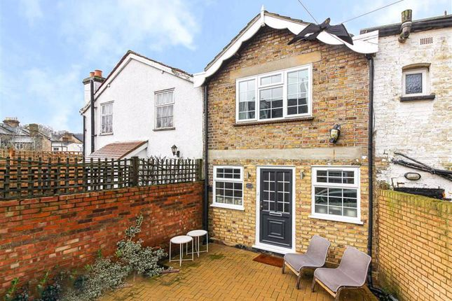 Thumbnail Cottage for sale in Queens Road, Buckhurst Hill, Essex