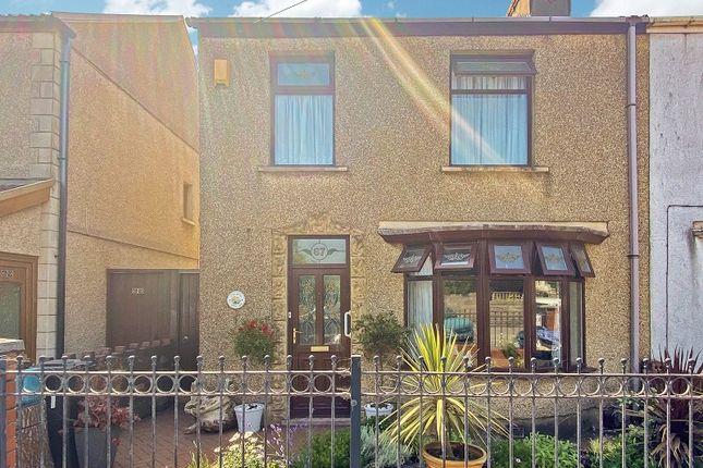 Thumbnail Semi-detached house for sale in Newbridge Road, Port Talbot, Neath Port Talbot.
