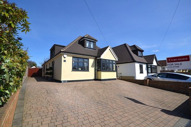 Thumbnail Detached house for sale in Woburn Park, Woburn Hill, Addlestone
