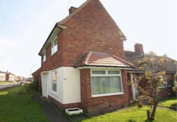 Thumbnail Semi-detached house to rent in Ingleton Road, Stockton-On-Tees