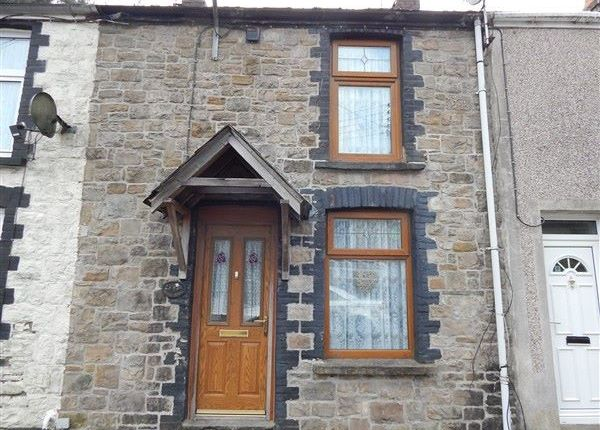 Thumbnail Terraced house for sale in Bridge Street, Abertillery