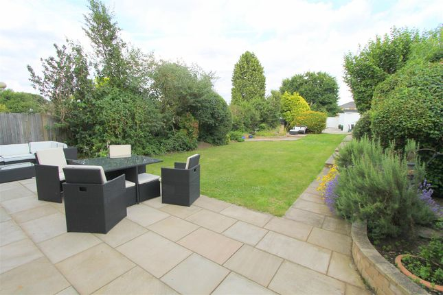 Garden of Foresters Drive, Wallington SM6