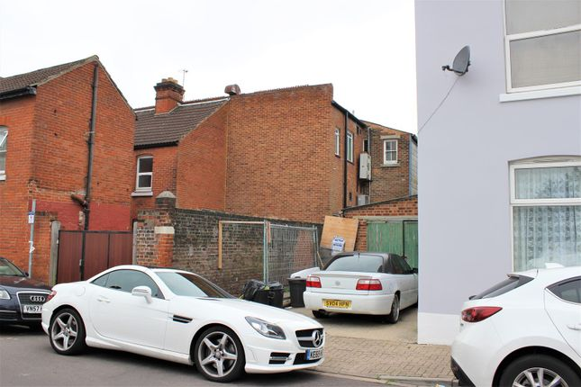 Thumbnail Land for sale in Harold Road, Southsea