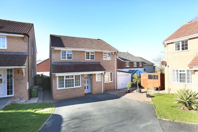 Thumbnail Detached house for sale in Beare Close, Plymouth