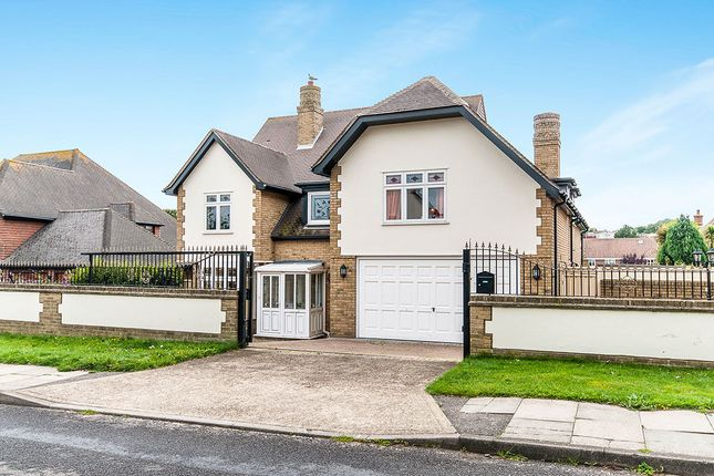 Thumbnail Detached house for sale in Dumpton Gap Road, Broadstairs