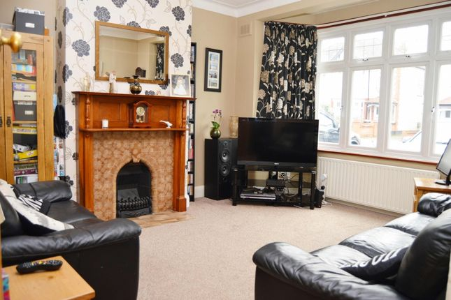 Terraced house for sale in Stanley Avenue, Gidea Park, Romford