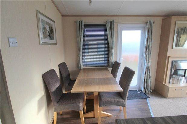 Dining Area of Somerville Acre Moss Lane, Morecambe LA4