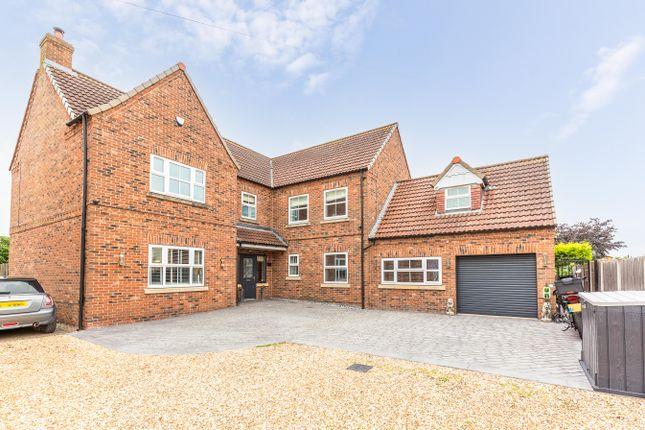 5 bed detached house for sale in 2 Blacksmiths Mews, Mattersey, Doncaster, Nottinghamshire DN10