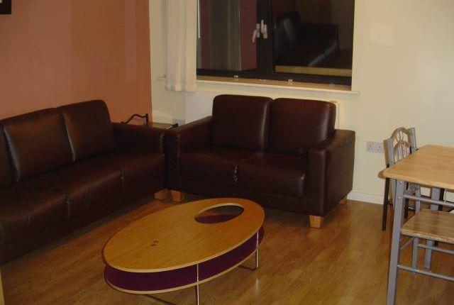 Living Room of Landmark House, Bradford BD1