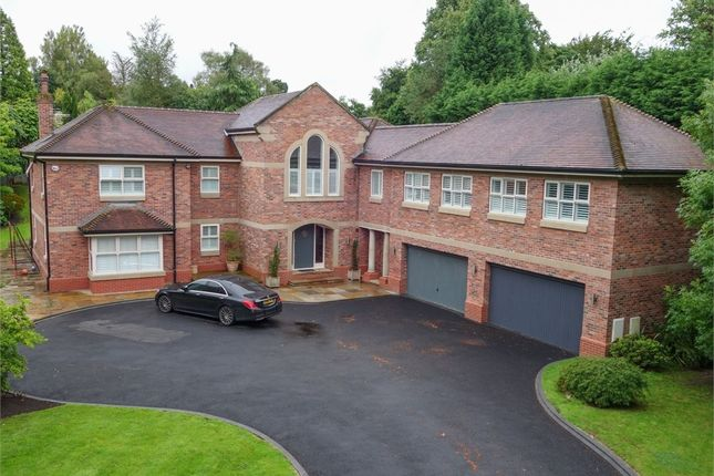 Thumbnail Detached house to rent in Underwood Road, Alderley Edge, Cheshire