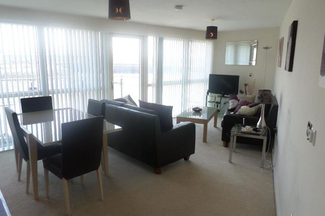 Thumbnail Flat to rent in Aurora, Swansea